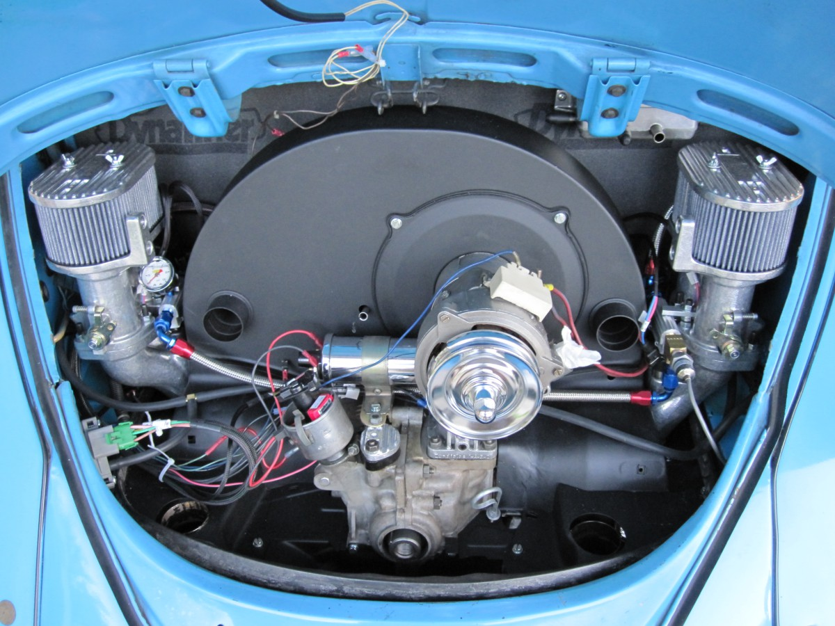 CB Fuel Injection